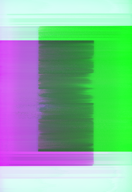 Zufallsglitchexperiment